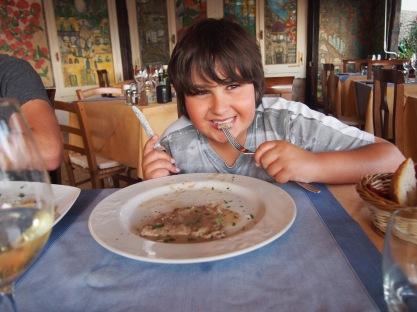 Il Ritrovo Cooking School Positano  - The reward