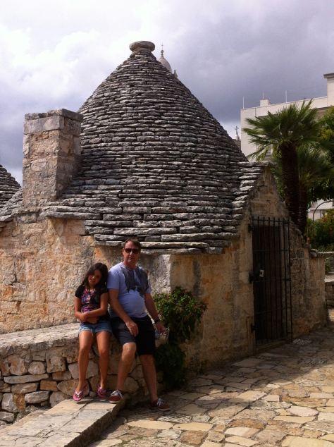 Trulli homes - Alberobello