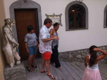 Degustation Walking tour - Positano