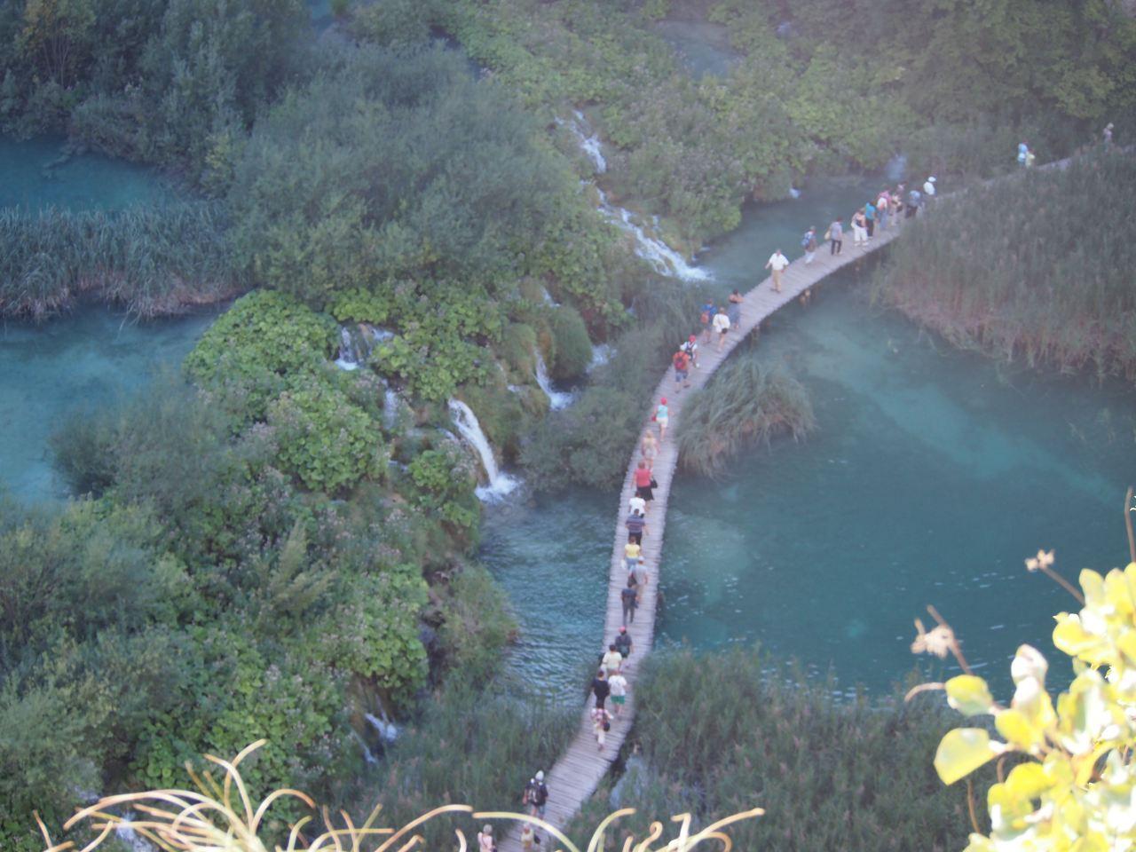 Croatia- A brief respite in Plitvice Lakes NationalPark