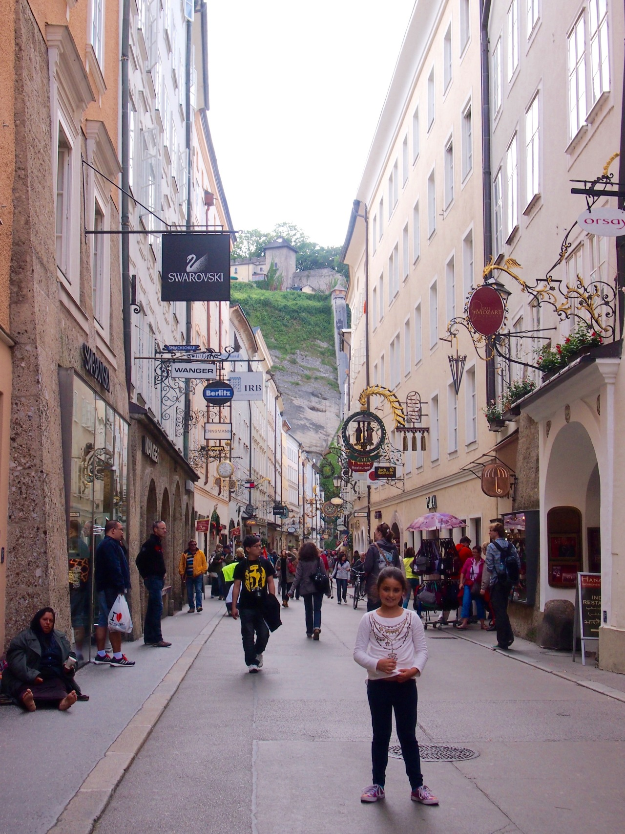Austria – A day in the Old Town ofSalzburg