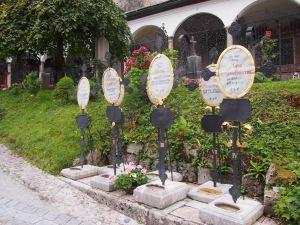 Petersfriedhof - Salzburg