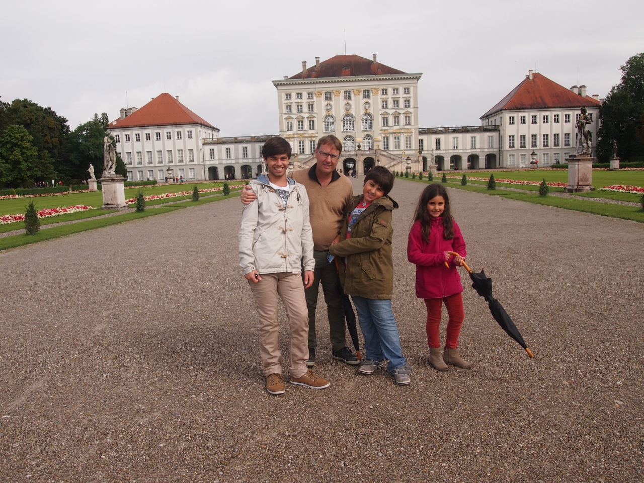 Germany – Munich, the land of the whitesausage