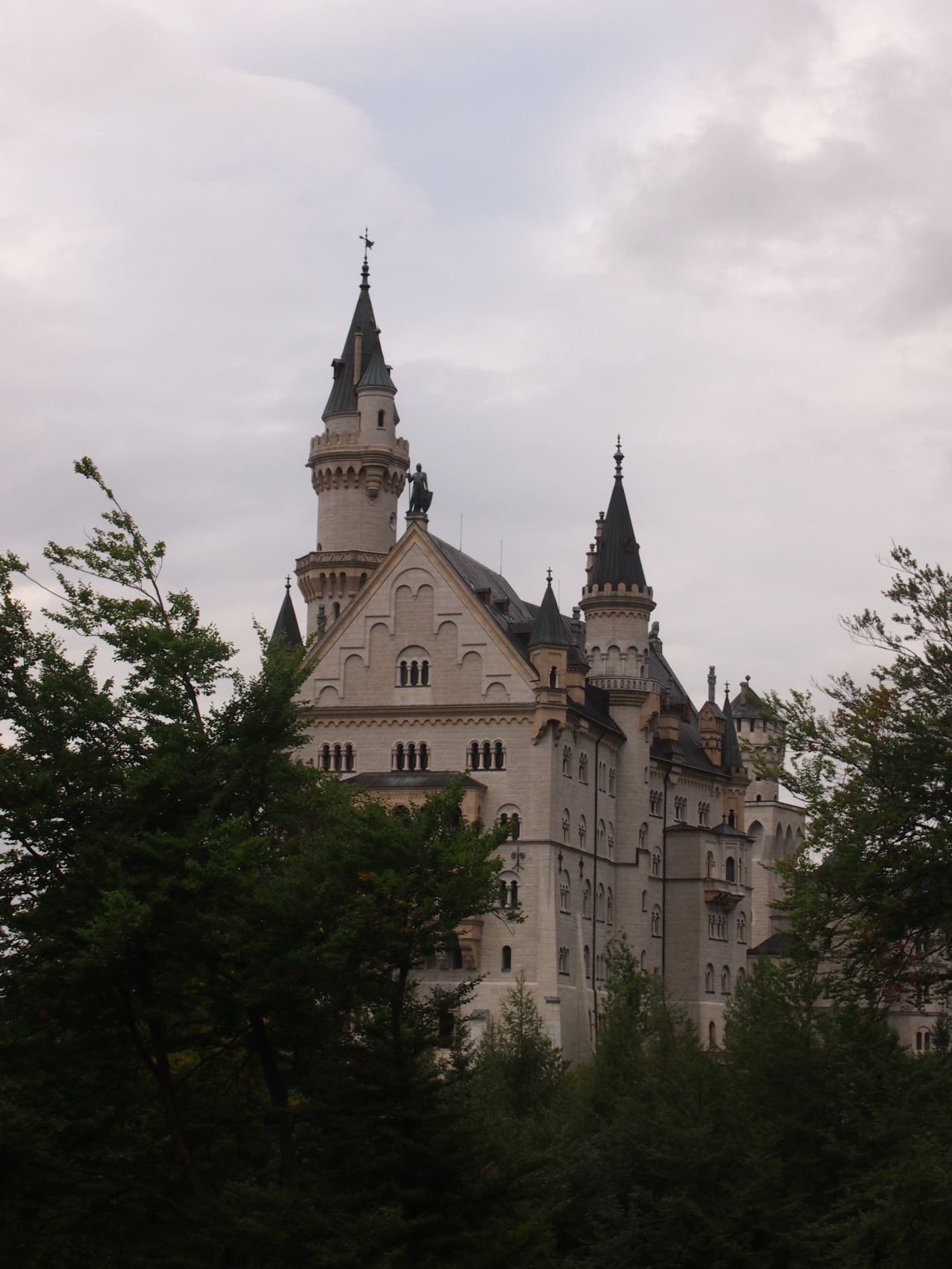 I'ts all about King Ludwig – the anticipated visit to NeuschwansteinCastle