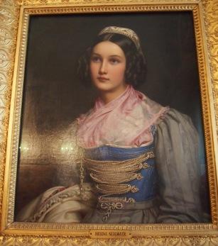 Helene Sedelmayer-daughter of a shoemaker from Munich