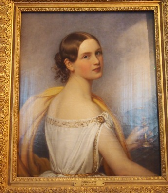 One of the Beauties -Antoine Wallinger - daughter of the Court Theater Manager