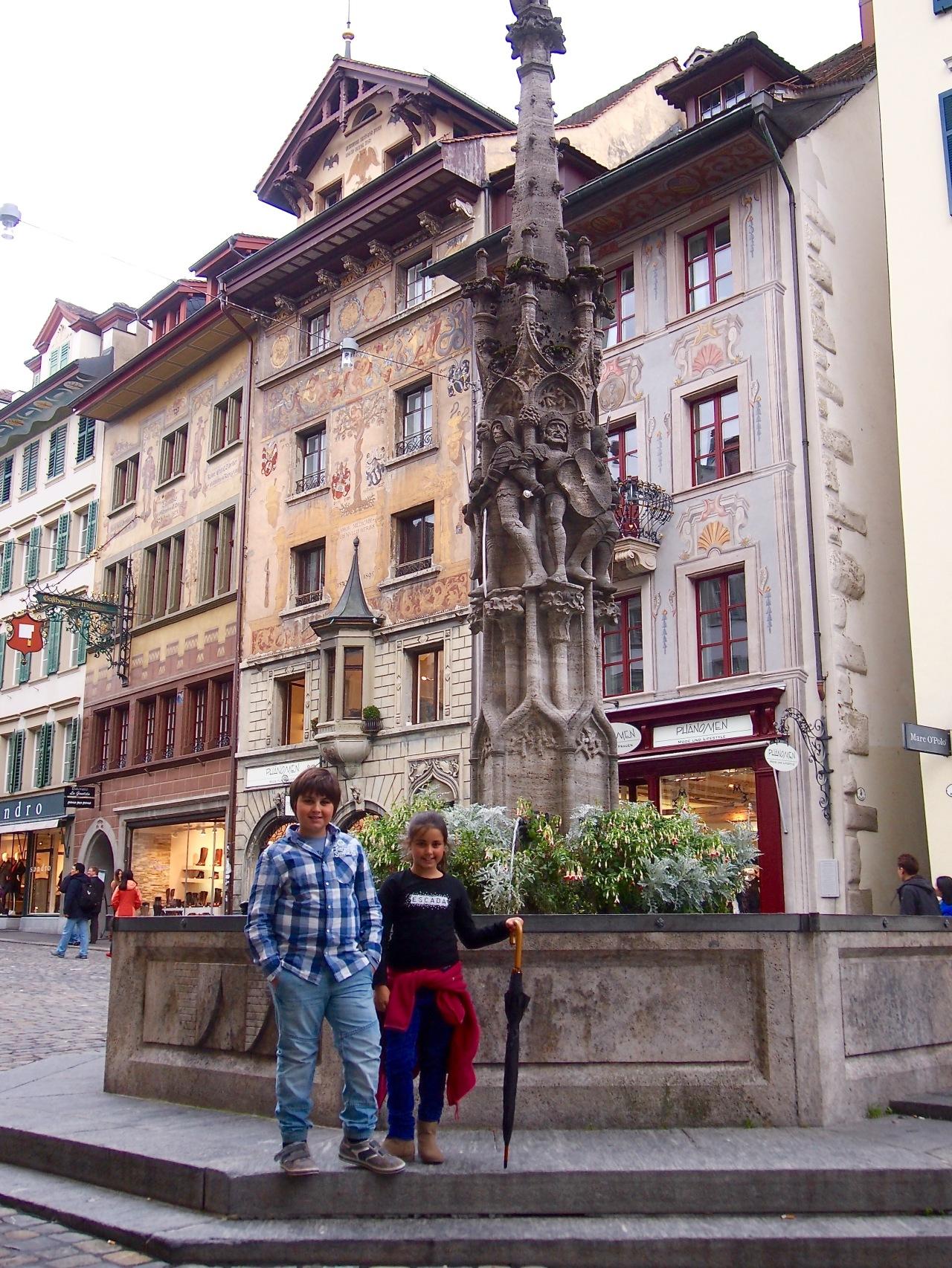 Switzerland – Exploring regal medieval Lucerne and further afield to MountRigi